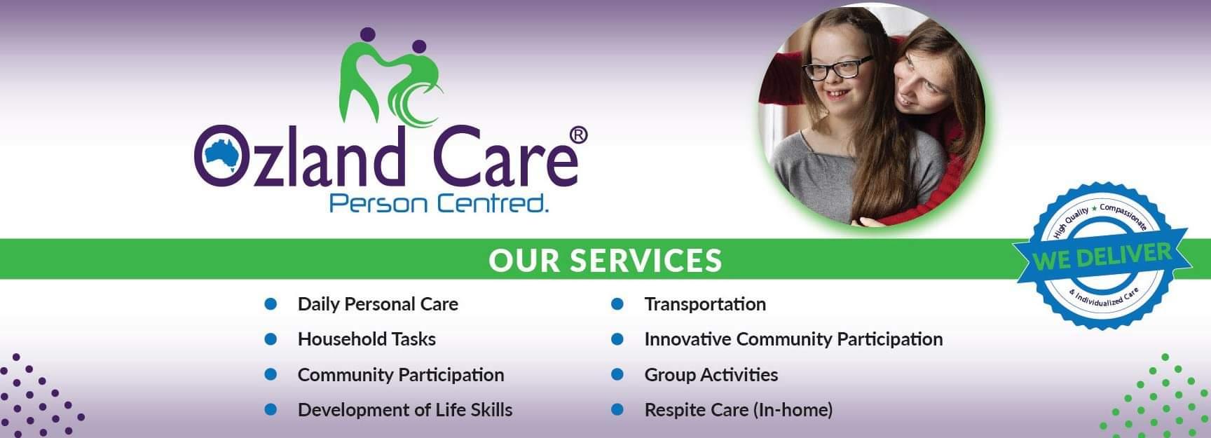 Ozland Care