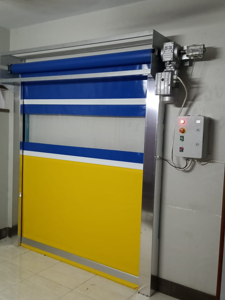 ZAMTAS Automatic Doors and LED Lighting